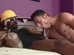 Black Friends Slug And Patrick Get Horny 3