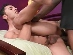 Black Friends Slug And Patrick Make Hot Love 1