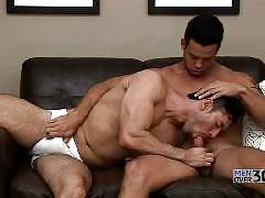 Alexander Garrett & Gabriel Ferrari. men over 30