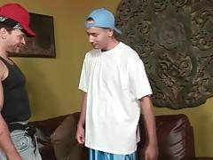 Ebony Studs Chris And Gabriel Eager For Fun 1