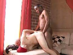 Gay couple JD and Billy got so horny with their nasty foreplay so they went ahead and took their pants off, kneeled down to give their big cocks a sexy oral. Check them out as they give each other a cock sucking pleasure in this interracial gay porn.. JD