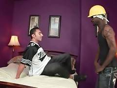 Black Friends Slug And Patrick Get Horny 1